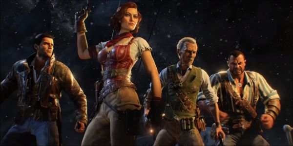Call Of Duty: Black Ops 4 Is Doing Something Completely New With Zombies