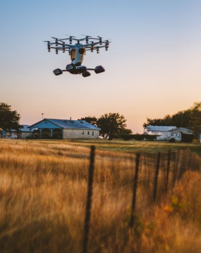 Lift Aircraft's Hexa may be your first multirotor drone ride