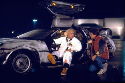 Out of this world rides: The best cars from science fiction movies