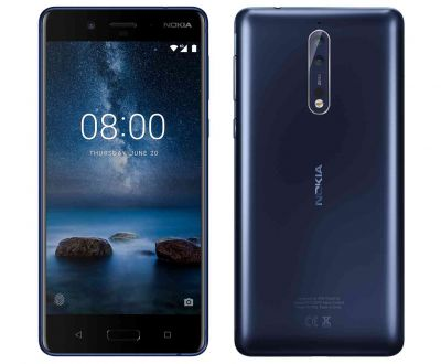 Nokia 8 leaks out with Zeiss-branded dual rear camera setup