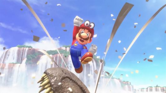 SUPER MARIO ODYSSEY'S First Review Is A Perfect Score
