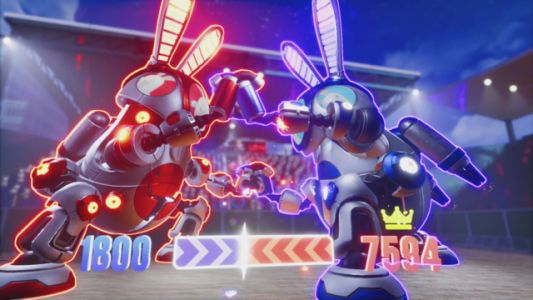 With Nintendo Theme Parks On The Way, Ubisoft Reveals Its Own Rabbids Ride