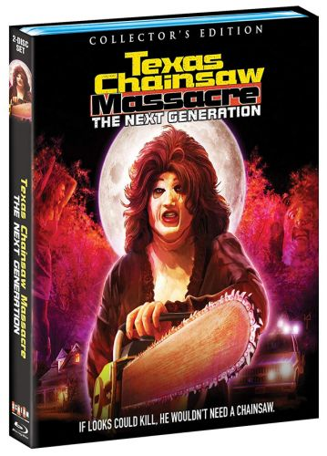 'Texas Chainsaw Massacre: The Next Generation' Blu-ray Gets Release Date and Details