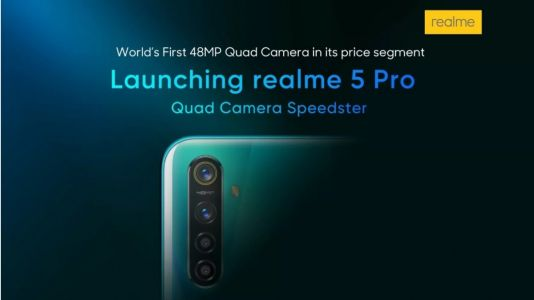 Realme 5 Pro goes through Geekbench ahead of launch