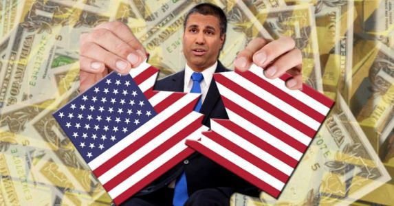 RIP net neutrality: Ajit Pai's 'fuck you' to the American people becomes official