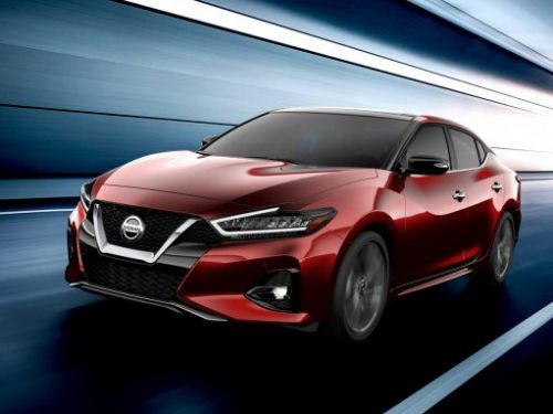 2019 Nissan Maxima teases tech and style upgrade
