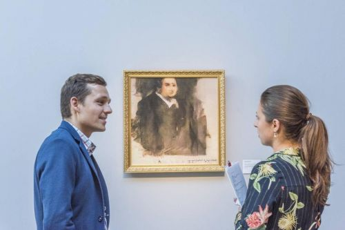 How three French students used borrowed code to put the first AI portrait in Christie's