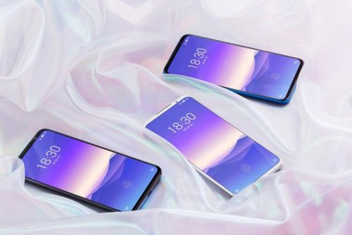 Meizu's new 16s flagship prefers classic bezels over fancy hole punches