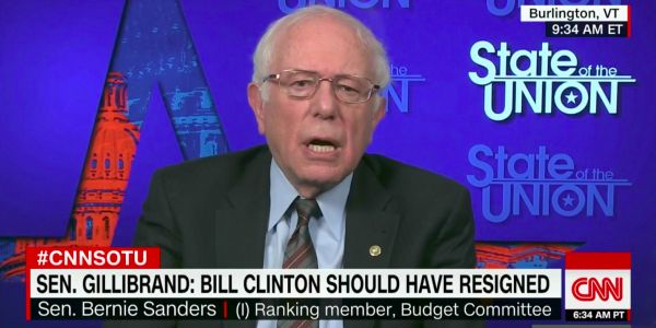 Bernie Sanders dodges question about whether Al Franken should resign