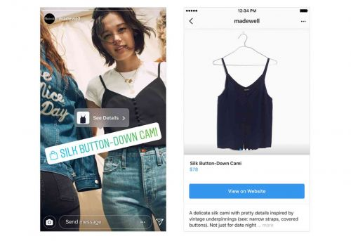 Instagram adding more ways for you to shop in its app