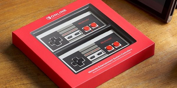 You'll Need To Pay For Switch Online To Get Those Awesome Classic NES Controllers