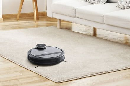 Amazon slashes price on Ecovacs robot vacuum, today only