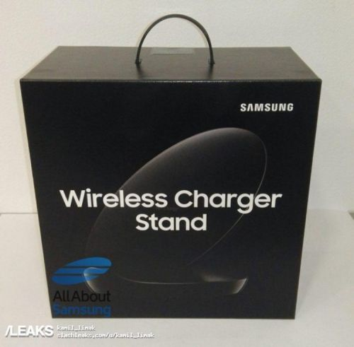 Samsung EP-N5100 Wireless Charger For Galaxy S9 Leaks Again