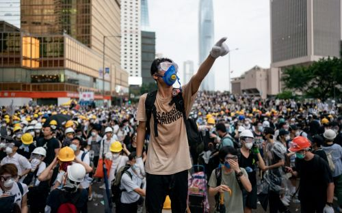 China was behind cyber attack on app during Hong Kong protests, says Telegram founder