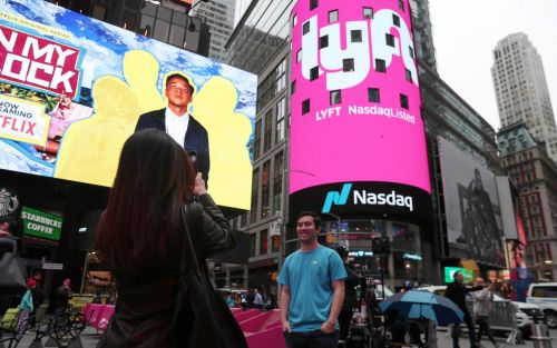 Investors sue Lyft for overhyping IPO after shares fall by a third in two weeks
