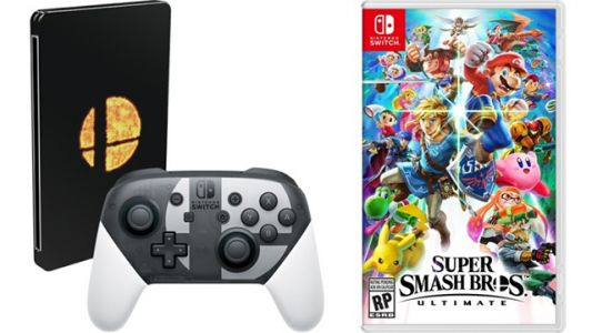 Daily Deals: Super Smash Bros Ultimate Special Edition Back in Stock