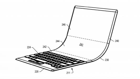 Lenovo's foldable laptop concept gives you more screen for your money