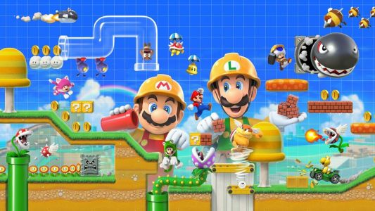 SUPER MARIO MAKER 2 Is A Lot of Fun If You Like Creating and Playing Levels from the Community