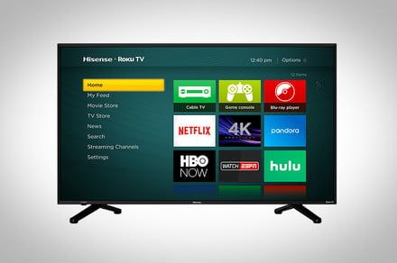 Hisense sets its sights on cord cutters with the affordable R6 4K Roku TV