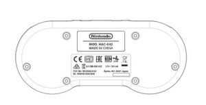 Nintendo could be working on a SNES Switch controller