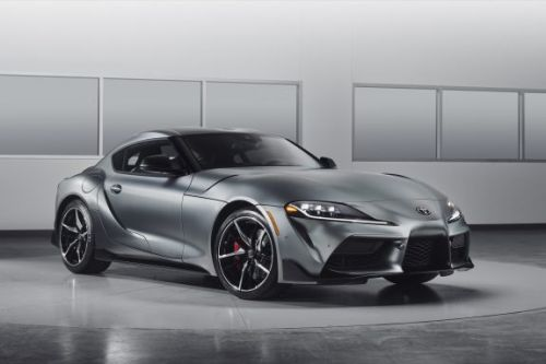 BMW says the Z4 is quicker than the Toyota Supra - Roadshow