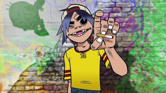 """Check Out The Awesome New Gorillaz Song """"Fire Flies"""""""