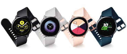 Samsung's new Galaxy Watch Active tracks blood pressure