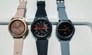 Samsung Galaxy Watch with LTE for T-Mobile goes on pre-order