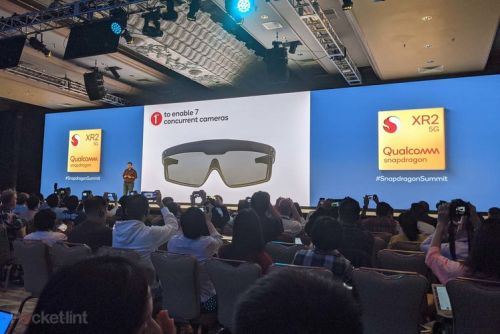 Your next VR headset could be 5G connected and stream 8K video, thanks to Snapdragon XR2