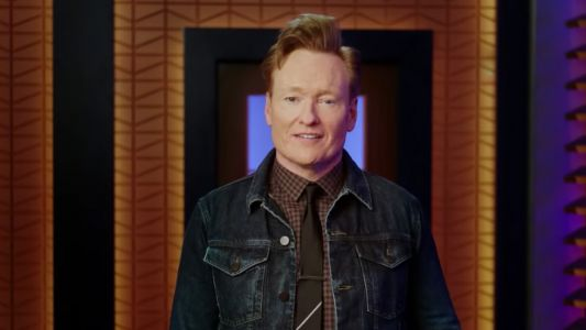 Conan O'Brien gets his own Pantone colour