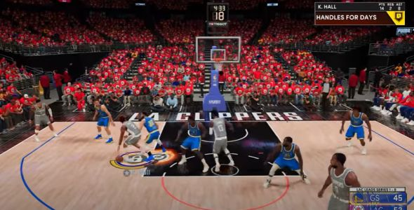 'NBA 2K21' 1.10 Patch Includes New Seasonal Decorations, Events, and Updated Players