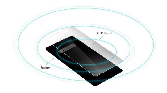 LG G8 ThinQ will use its OLED display as a speaker