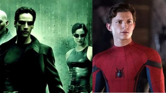 Goodbye MCU Spider-Man, Hello 'Matrix 4'