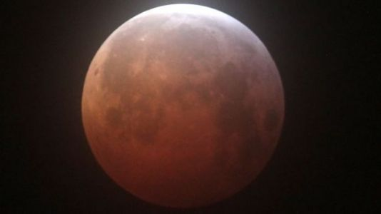See 2019's Super Blood Wolf Moon Total Lunar Eclipse in Photos