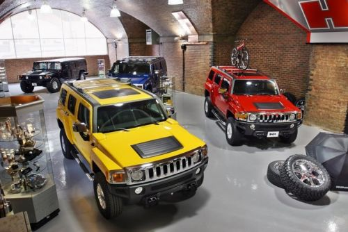 I'll be back: Could Hummer be reborn as a rugged electric SUV?
