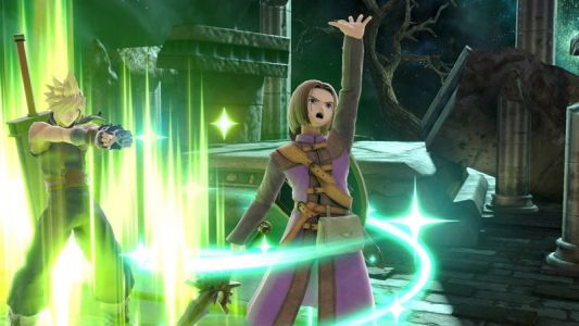 Dragon Quest's Hero Might Be Coming To Smash Bros. This Month