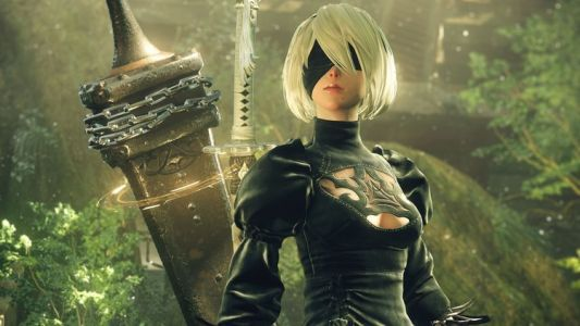 Looks Like A NIER Porno Is Being Made In Japan