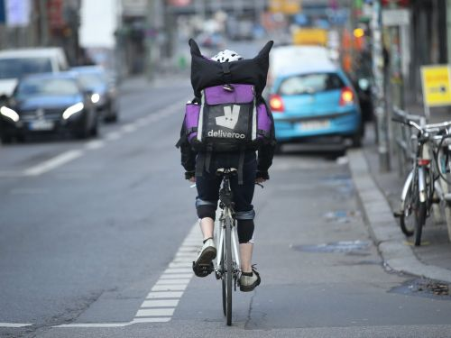 Uber could be getting ready to buy Deliveroo, a food-delivery startup valued at over $2 billion and one of its biggest international rivals