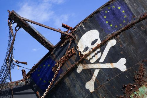 EU withheld a study that shows piracy doesn't hurt sales