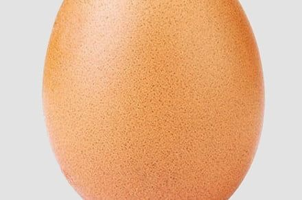 A photo of an egg has become the most-liked post on Instagram