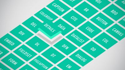 Nail your HTML with this cheat sheet