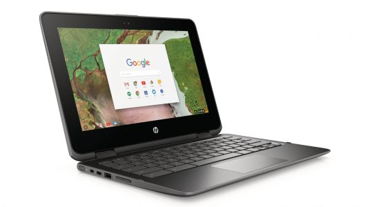 HP's touchscreen Chromebook aims to shrug off spills and deliver thrills