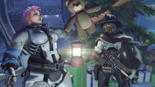 Overwatch's Winter Wonderland Returns December 12
