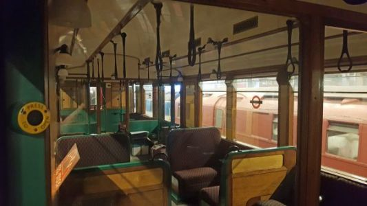 The 80 year old tube train that could run on the Underground again