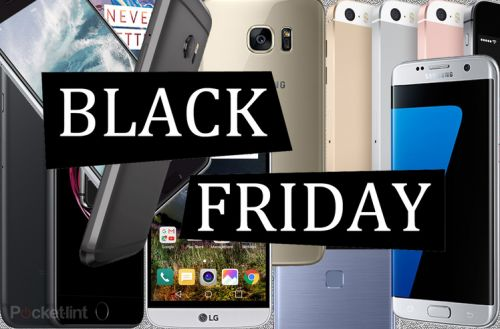 Best Black Friday UK phone deals: Apple iPhone 8, Samsung S8 and Pixel 2 sales
