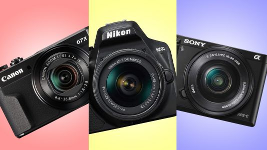 The only three cameras for beginners you should be buying this Christmas