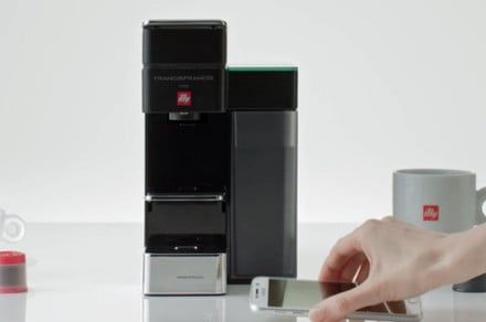 The Illy Y5 with Amazon Dash will make sure you never run out of coffee again