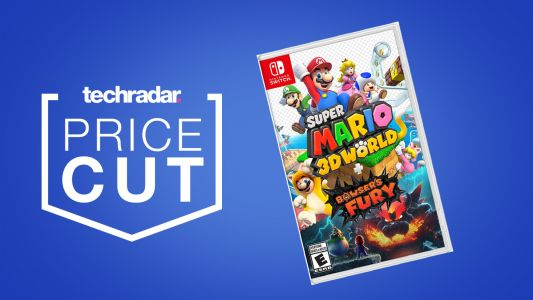 Get Super Mario 3D World + Bowser's Fury for less than half-price on eBay tomorrow