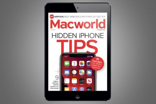 Macworld's July Digital Magazine: Hidden iPhone Tips