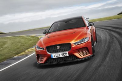 The unmatched, untamed 'XE SV Project 8' is just the beginning, says Jaguar